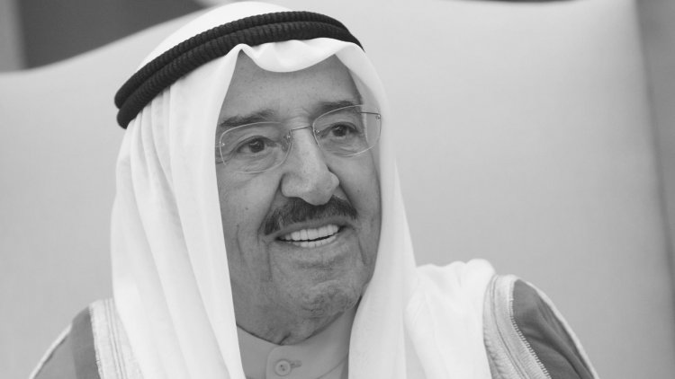 Kuwait Swears in new emir today, immediately after death of the previous emir yesterday