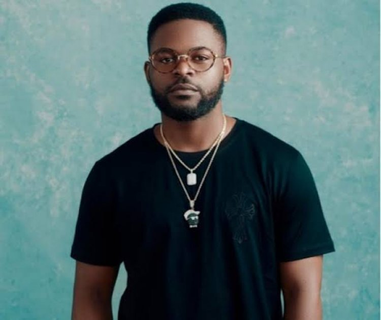 End SARS: 'I'm Not Afraid Of Dying'- Falz Interviewed On CNN (VIDEO)