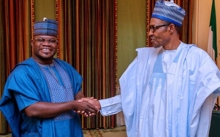 COVID-19: 'Governors Received N1billion Each From President Buhari' – Gov. Bello Reveals