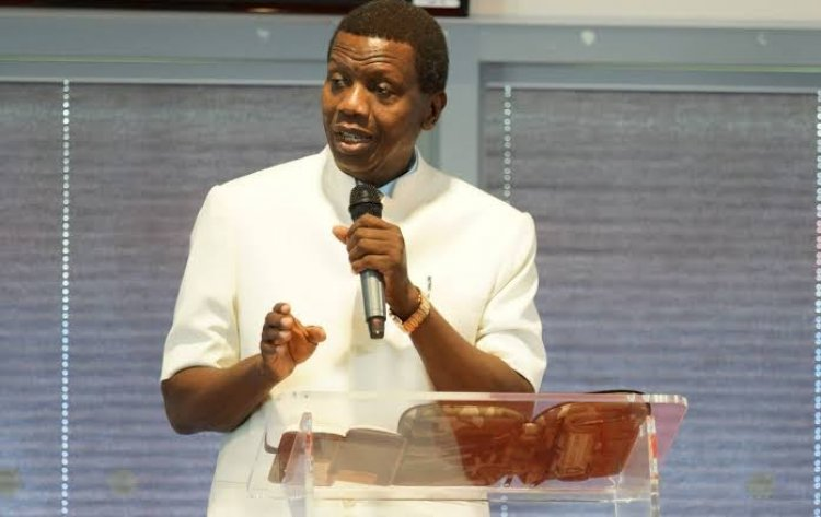 #EndSARS: Pastor Adeboye Declares 30-day Fasting And Prayer Over State Of The Nation