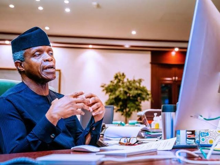 #EndSARS: 'We Need To Rebuild Trust With Citizens' — VP, Osinbajo