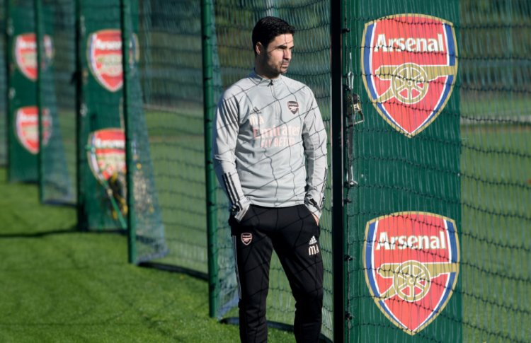 Matches without fans is affecting the players - Mikel Arteta