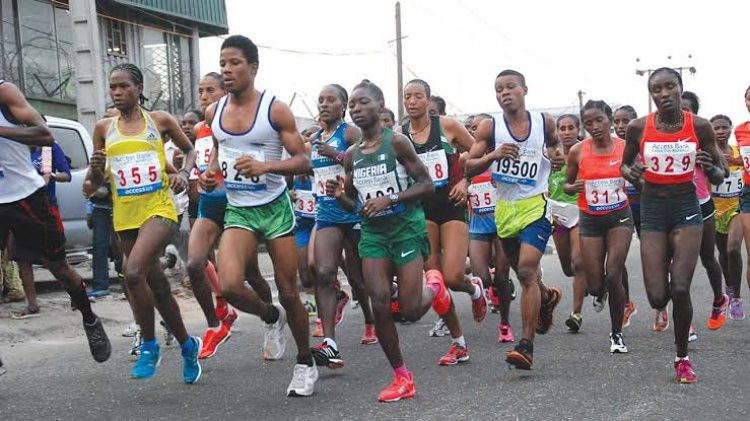Lagos Women's Run Holds Tomorrow, Releases List Of Closed Streets