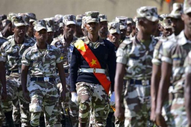 Tigray Conflict: TPLF says it is still fighting government troops