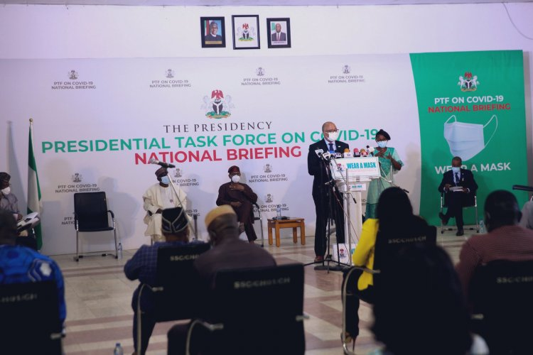 COVID-19: Nigeria Records Over 1,300 New Infections In A Single Day