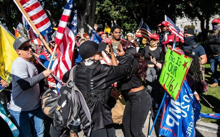 Trump Supporters Not backing down, 'Stop the Steal' demonstrations raging through the country