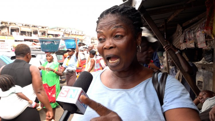 We will decide jokey MPs fate next four years - Residents in Kumasi warn Members of Parliament