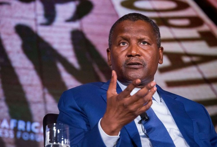 Dangote Loses $900m In 24 Hours, Becomes 114th Richest Man On Earth
