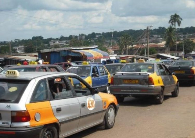 Taxi driver Shot Dead at Mmoatiakrom in the Central Region