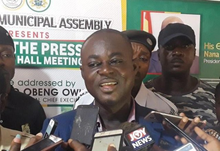 Dismiss Old Tafo MCE Now Else We'll Do It ourselves - Angry Pankrono Residents Tell Akufo-Addo