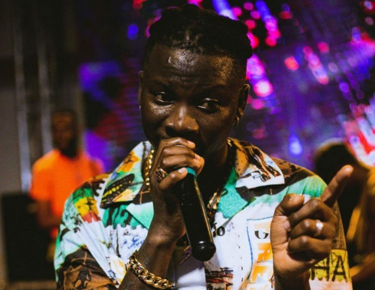 Never Re-friend Someone Who Tried to Destroy You - Stonebwoy