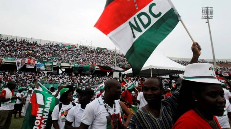 47 NDC MPs Drop Evidence of 2020 Election Rigging In Ashanti