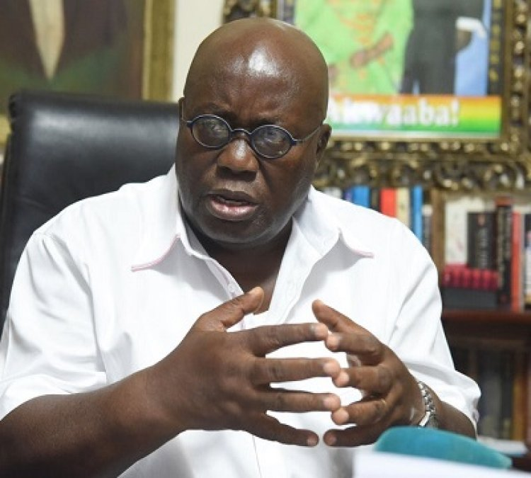 No time to point fingers, NPP must remain united - Akufo-Addo