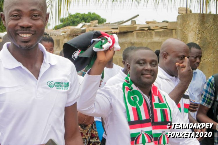 Ballot boxes were kicked to defend the constitution of Ghana - Keta MP