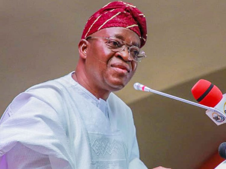 Governor Oyetola Sacks All Political Office Holders At Local Government