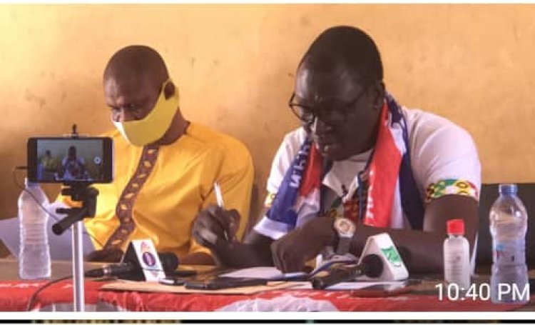 Tamale NPP Youth Condemn Executives Over Incompetency