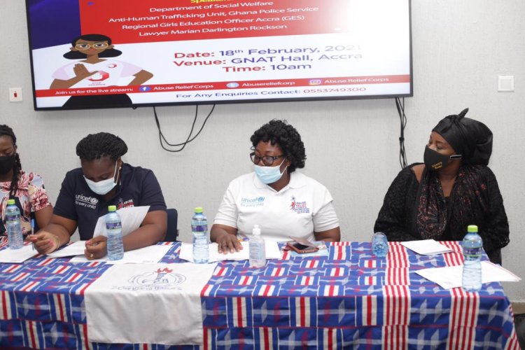 We Believe In Justice For Victim Of Abuse-ARC