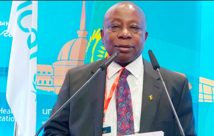 Sefwi Akontombra to get a 42-bed capacity hospital - Health Minister assures