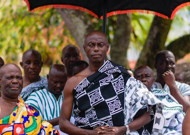 Be a servant of the people, not a Lord over them- Chief of Kyebi to Anyinasinhene