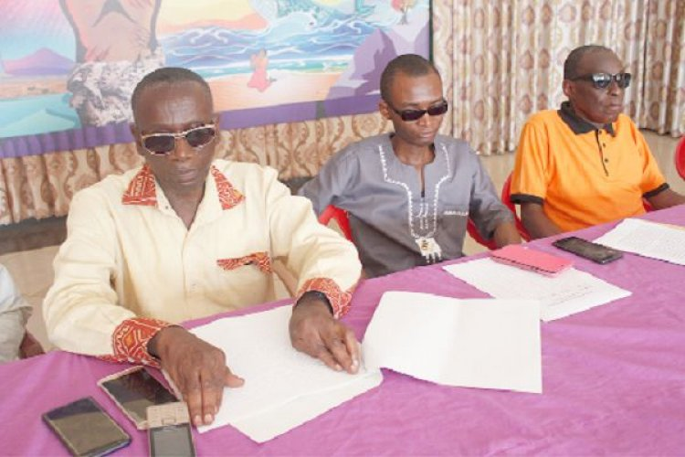 COVID-19 vaccination: GFD call on Gov't to include sign language in campaigning