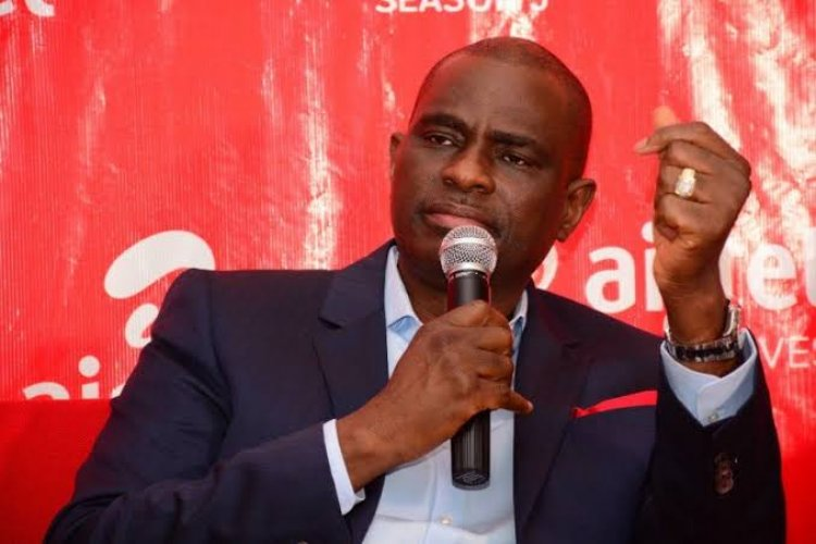 Olusegun is Airtel Africa's new Chief Executive Officer