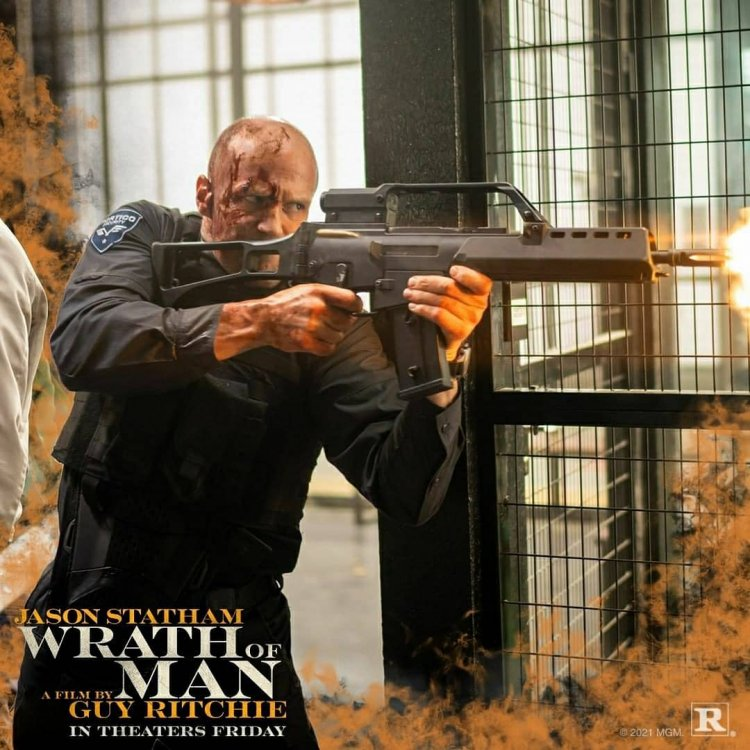 """Jason Statham Back On Top With """"Wrath of Man"""""""