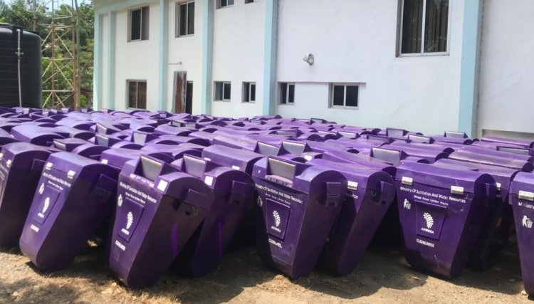 Don't lug Dustbins To Your Cocoa Farms - Environmental Health Officer Urges