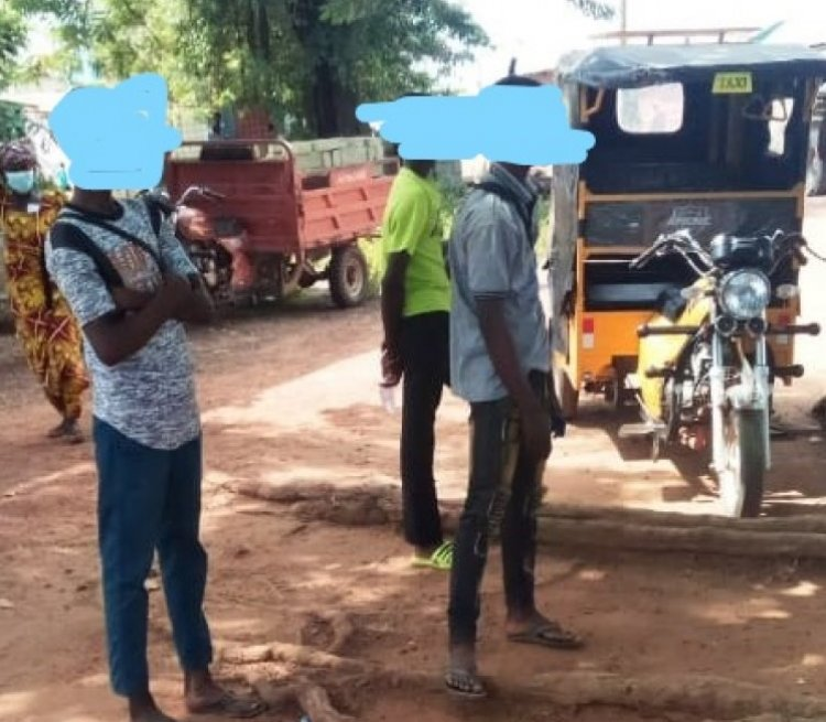 Assin South: Police Arrest 34-Year for causing 4 penis to disappear
