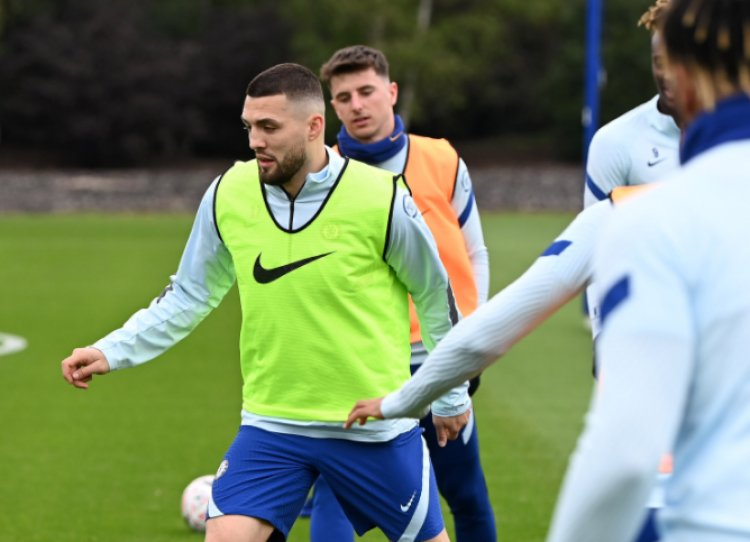 Mateo Kovacic and N'Golo Kante fit to play against Leicester City