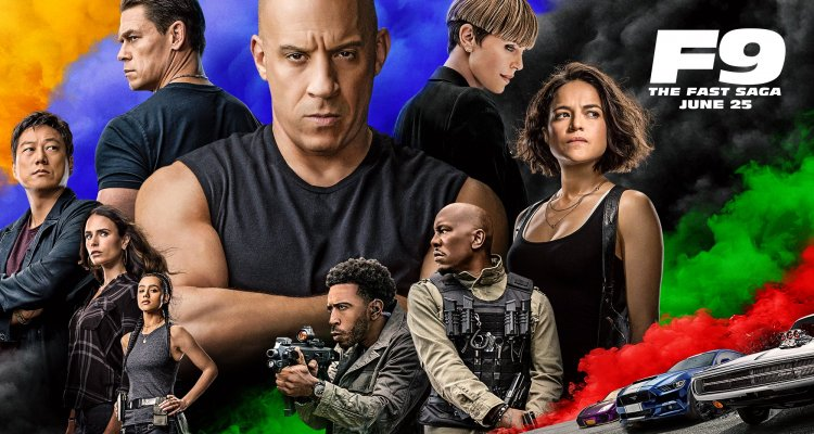 'Fast And Furious 9' Breaks Post-Pandemic Movie Record