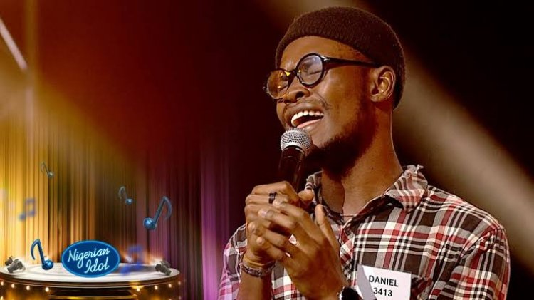 Nigerian Idol: Daniel Evicts Competition As Beyonce, Others Make Top 7