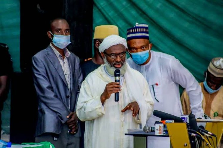 Insecurity: 'Bandits Are Tired, Want Peace' – Sheikh Gumi