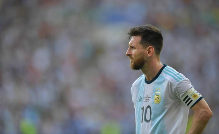 Messi contract renewal still pending, with no offer sent
