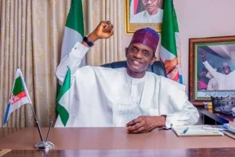 'APC Now Largest Political Party In Africa' – Governor Buni