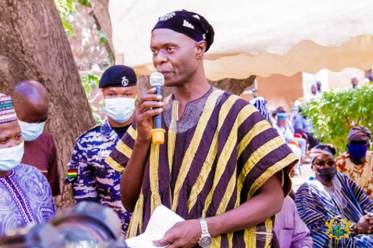 Eid-ul-Adha: Tolerate Each other's views - Northern Regional Minister to Malam's