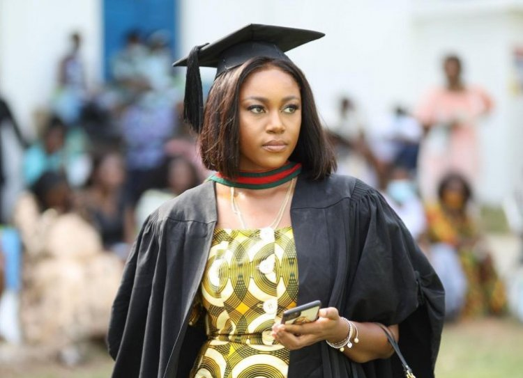 See Yvonne Nelson's Rough Reply To Marriage Rumours