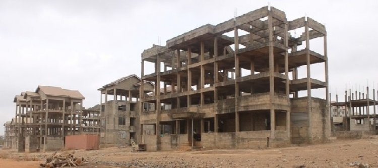 Uncompleted Affordable Housing in Koforidua For Sale- SHC Details Off-Plan Sale strategy