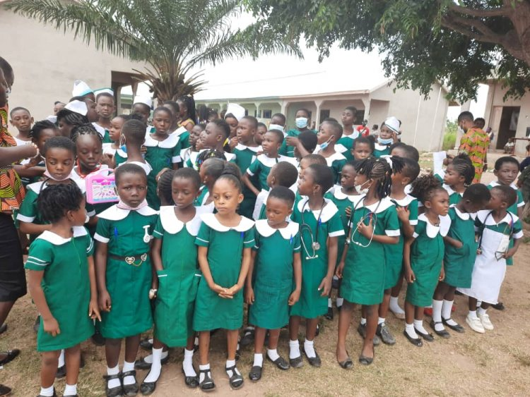 Solid Foundation Educational Complex holds career day