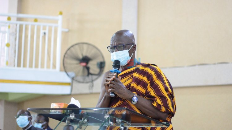 COVID-19: Kwabre East MCE charges populace to faithfully adhere to health protocols