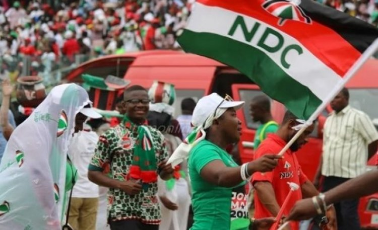 I Fully Support JMs 'Do Or Die' Affair - NDC Chairman For Gomoa East declares