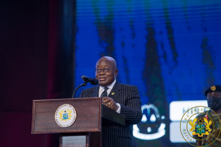 Guinea Coup should Be Things of the Past - Akufo-Addo To ECOWAS