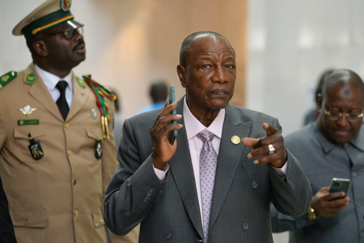 Heads of StateAnd Government Of ECOWAS Demand For ReleaseOf President Alpha Conde