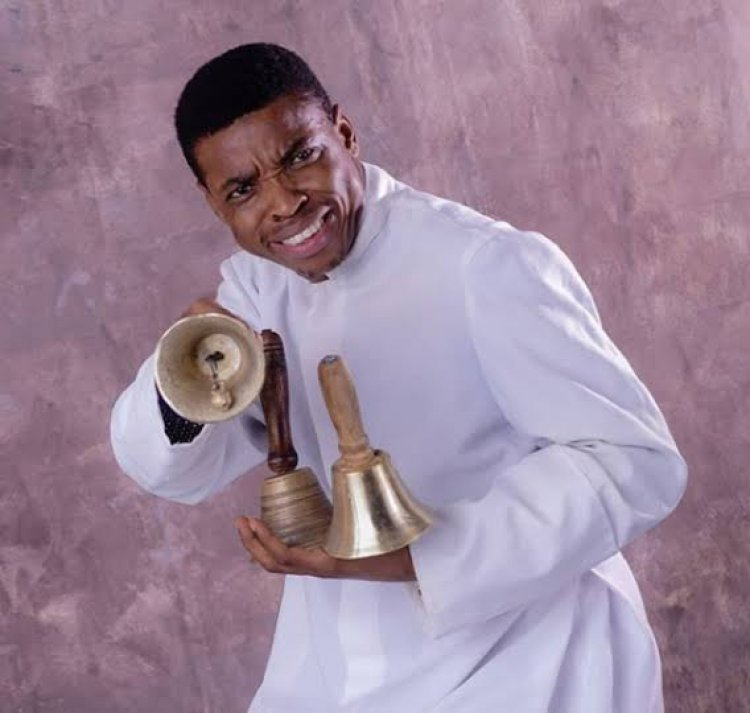 Comedian Woli Agba Welcomes Baby Boy Year After Losing Child