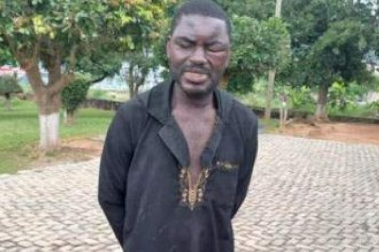 Alleged Armed Robber snatches Army Officer's car