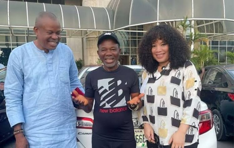 Nollywood Actor, Chiwetalu Agu Released From DSS Detention