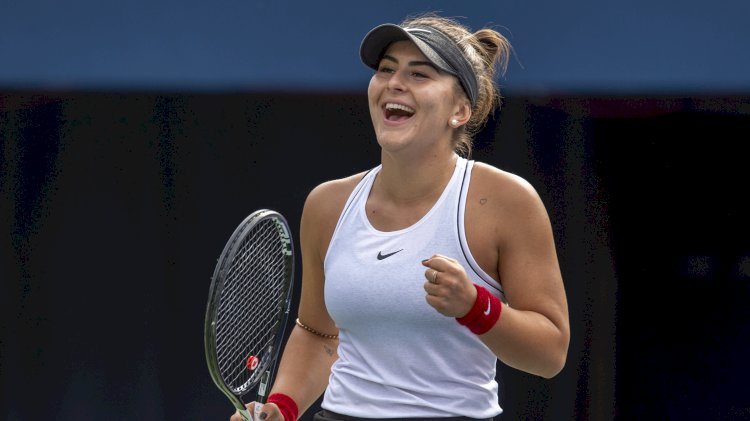 Thousands of fans show up to celebrate Bianca Andreescu's U.S. Open title