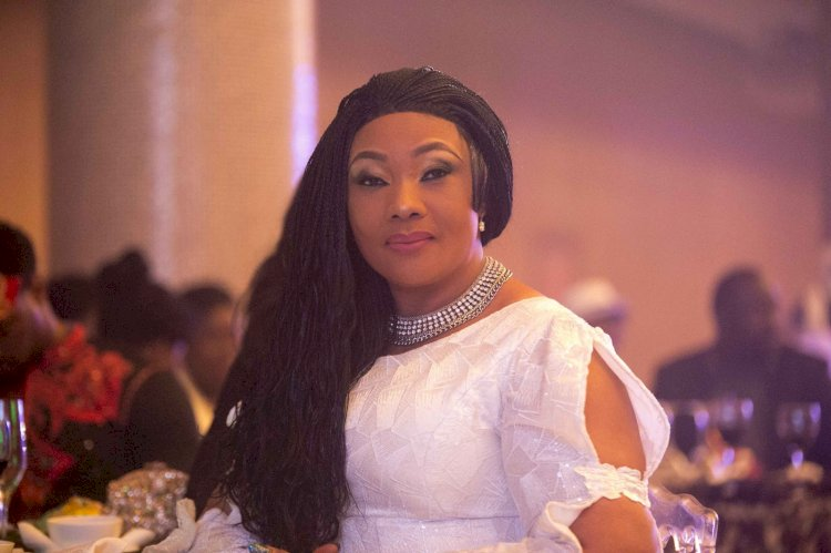 'I Am Still Happy Even After Losing My Only Child' – Eucharia Anunobi
