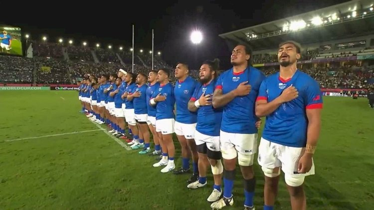 On-Song Samoa Aim To Go Out On A High Note