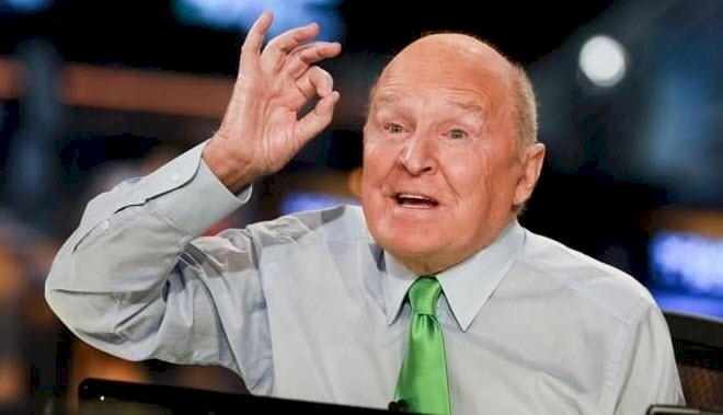 Jack Welch, former GE CEO, is dead
