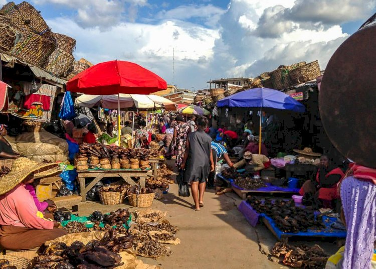 COVID-19: Markets in Other Regions in Ghana To Be Disinfected This Week – Local Government Ministry